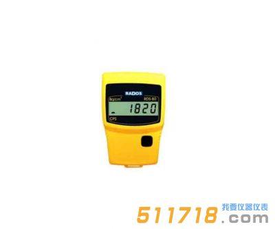 RDS-80表面污染仪的同位素特殊系数选择